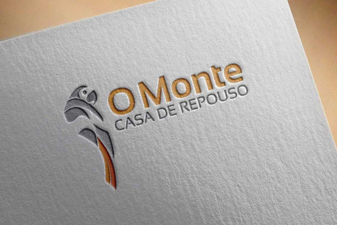 Monte - Logotipo + Estacionário + Site